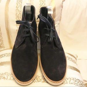 NWOT ADAM DERRICK BLUE TO BOOT NEW YORK Boots, 12